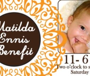 MKVB supports Matilda Ennis...