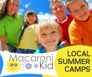 MACARONI KID'S 2013 SUMMER CAMP GUIDE