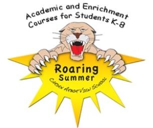 CARDEN ARBOR VIEW SCHOOL'S ROARING SUMMER PROGRAM
