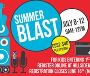 VBS 2013 - SUMMER BLAST