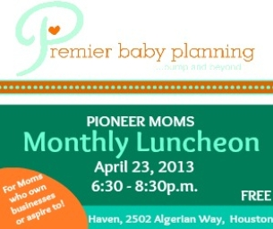 Pioneer Moms Monthly Mixer