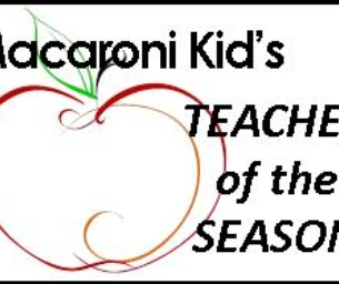 Teacher of the Season: Nominations are Now Open!
