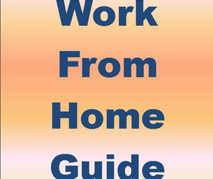 Do You Want to Work from Home?
