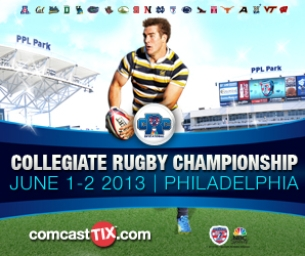 The Collegiate Rugby Championship
