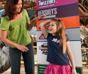 Moms are Free at Hersheypark on Mother's Day!