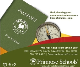 Primrose School at Summit East Summer Camp