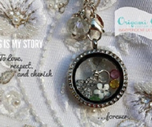 WIN an Origami Owl Locket and 3 Charms