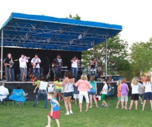 Free Outdoor Concerts in Douglas County