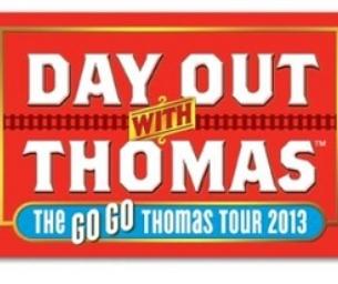 GIVEAWAY: READY, SET…GO, GO THOMAS!