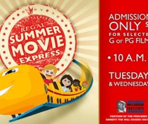 Regal's Summer Movie Express