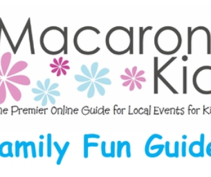 COMING SOON ~ Family Fun Guide