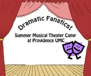 Dramatic Fanatics Musical Theater Camp