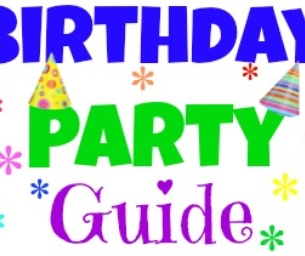 Macaroni Kid Kitsap BIRTHDAY PARTY GUIDE