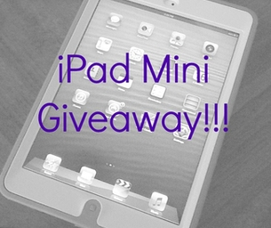iPad Mini Giveaway for New PJ Mac Kid Subscribers