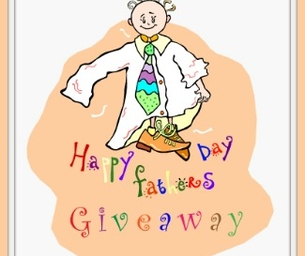 It's Dad's Turn...Father's Day Giveaway