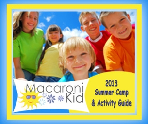 2013 Summer Camp & Activity Guide