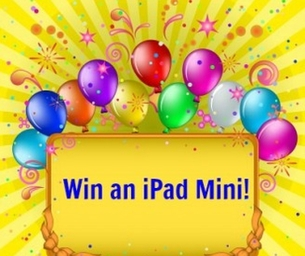 New Subscribers Can Win an iPad Mini!