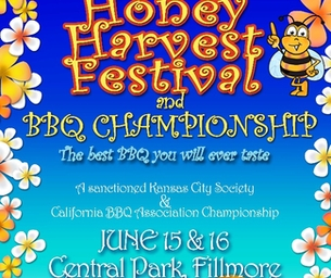 CALIFORNIA HONEY HARVEST FESTIVAL & BBQ CONTEST
