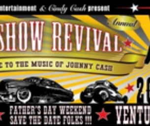 ROADSHOW REVIVAL RETURNS TO VENTURA ON JUNE 15