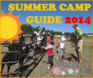 2014 MACARONI KID SUMMER CAMP GUIDE