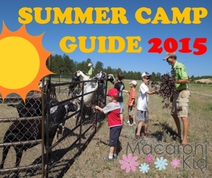 2015 MACARONI KID SUMMER CAMP GUIDE
