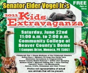 Senator Vogel's Kids Extravaganza!