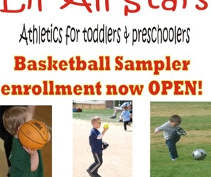 Lil' Allstars Basketball Sampler