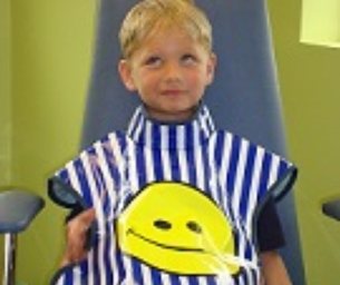 My son's visit to Werner Pediatric Dentistry