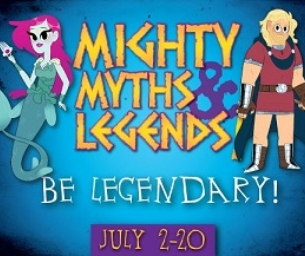 WIN: 4 Tickets to Mighty Myths and Legends