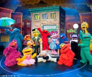"Sesame Street Live ""Can't Stop Singing"""