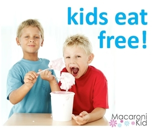 Kids Eat Free (or Cheap)!