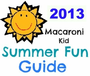 2013 Summer Fun Guide