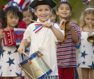 Teaching Kids About Independence Day