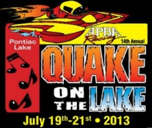 14th Annual Quake on the Lake