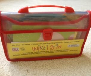 Macaroni Review: Wikki Stix