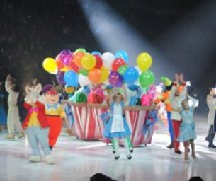 Disney On Ice Let's Celebrate Show Review