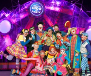 RINGLING BROS. and BARNUM & BAILEY: BUILT TO AMAZE