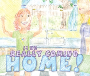 "Win a copy of ""Is He Really Coming Home?"""