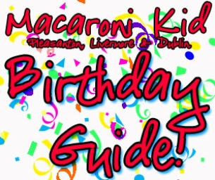 The Birthday Guide is coming!