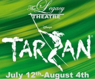 MK Review: Tarzan at The Legacy Theatre