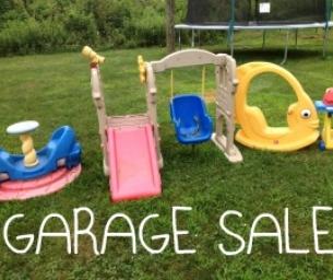 HUGE GARAGE SALE!!