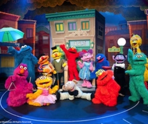 WIN 4 TIX to Sesame Street Live!