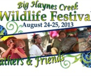 CONTEST: Big Haynes Creek Wildlife Festival