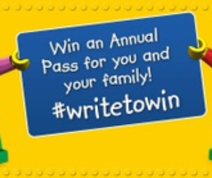 CONTEST Write To Win Summer Campaign