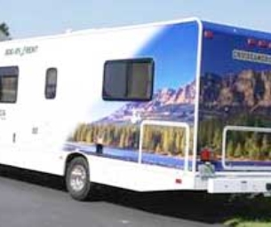 An RV Vacation with your Family