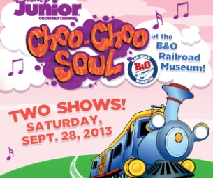 The winner of the Choo Choo Soul tickets is......