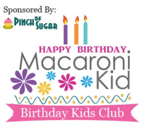 Join the MacKid's Birthday Club