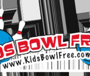 KIDS BOWL & SKATE FREE ALL SUMMER!!!