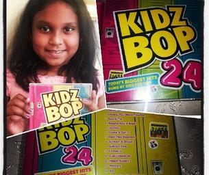 REVIEW: KIDZ BOP 24