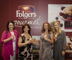 Being Bold with Folgers at BlogHer